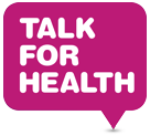 Talk for health Logo